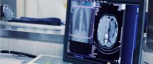 Hospital CT Scanner
